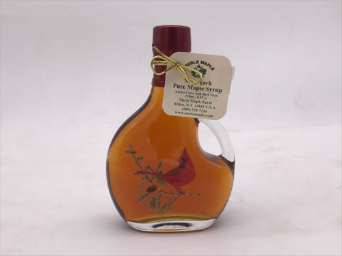 250ml pure maple syrup in bird bottle