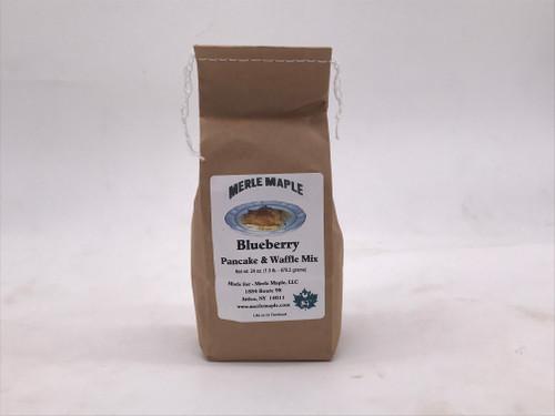 Blueberry Pancake Mix - 1 1/2 lb. bag