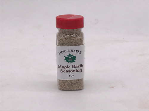 3 oz. Maple Garlic Seasoning