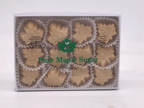 4 oz box Pure Maple Sugar Pieces