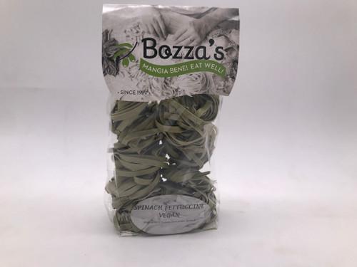 Bozza Spinach Fettuccine (vegan)
