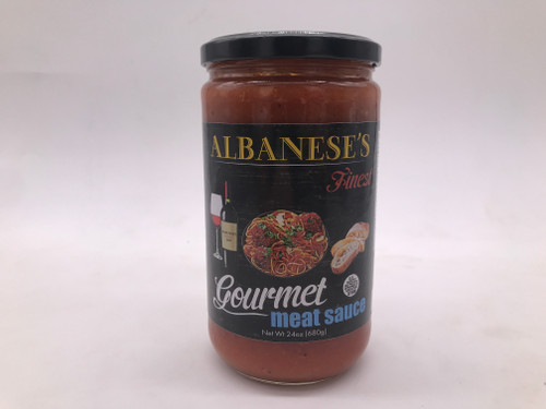 Albanese Meat Sauce 24 oz.
