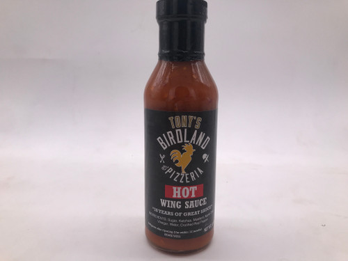 Birdland Hot Wing Sauce
