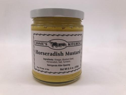 Horseradish Mustard 9oz.