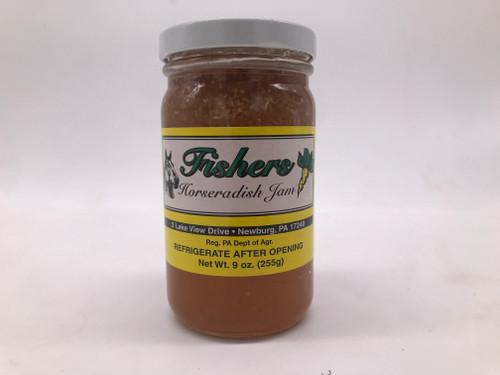 Fisher's Horseradish Jam