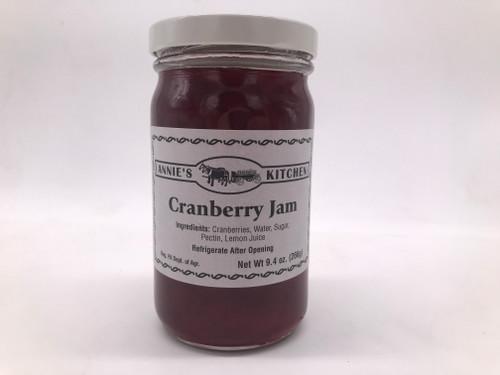 Cranberry Jam 9.5oz