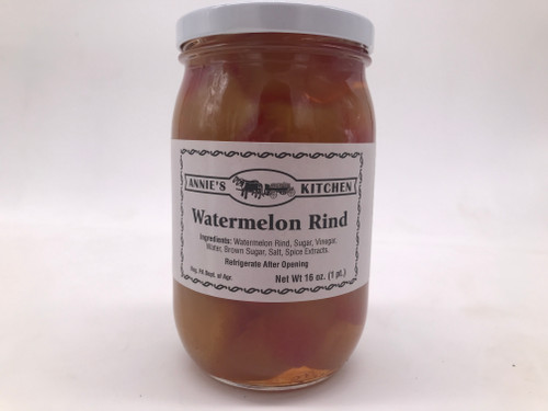 Watermelon Rind pint