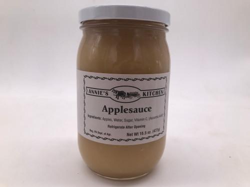 Applesauce 16.5 oz
