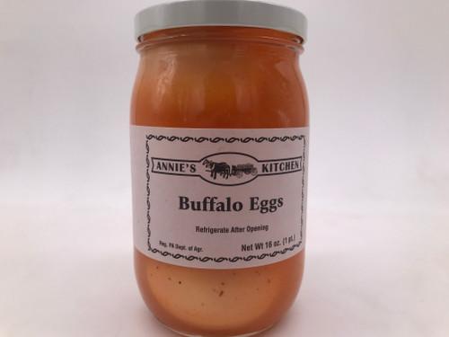 Buffalo Eggs 16 oz