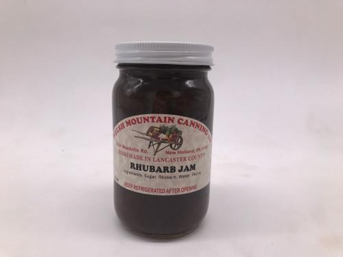 Welsh Mountain Rhubarb Jam
