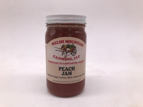 Welch Mountain Peach Jam