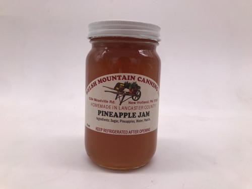 Welsh Mountain Pineapple Jam