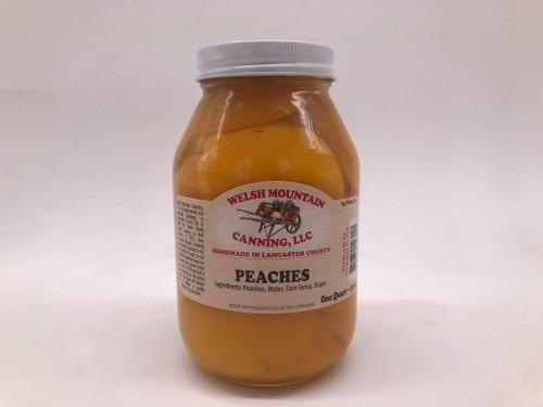 Peaches 32 oz