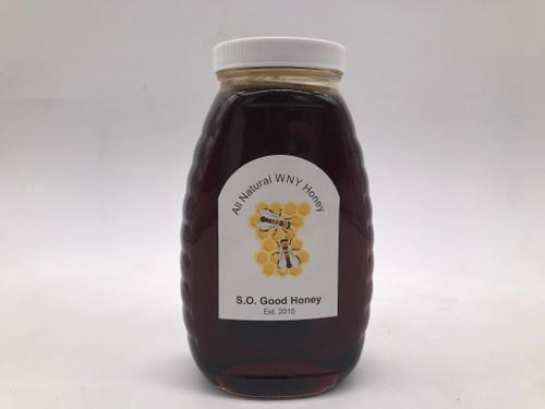 All Natural WNY Honey 2lb.