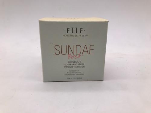Sundae Best Chocolate Softening Mask 3.2 oz