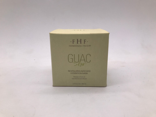 Guac Star Face Mask 3 oz