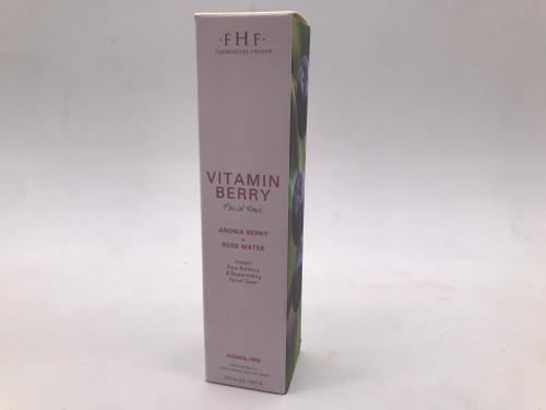 Vitamin Berry Facial Tonic 3.5 oz