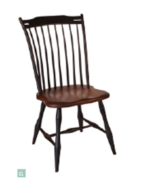 Royal Thumback Side Chair
