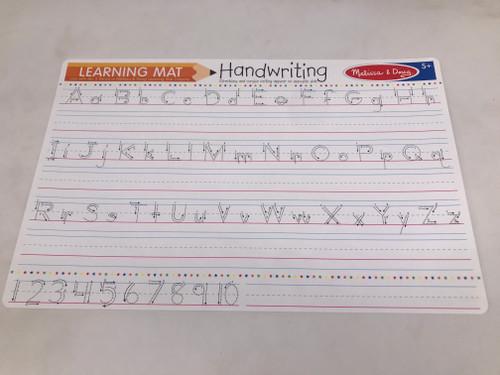 Handwriting Write-A-Mat