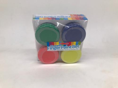 Finger Paint Set (4 colors)
