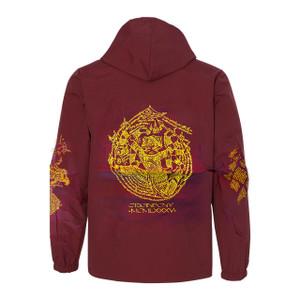 Infinity Yantra | Crimson Jacket