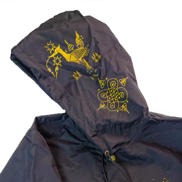 Infinity Yantra | Black Jacket