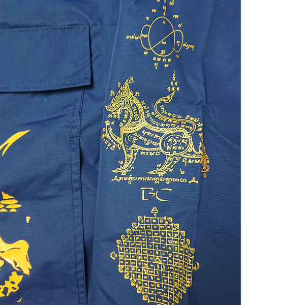 Hen vs Rooster SAMPLE | Anorak Jacket XL- NAVY