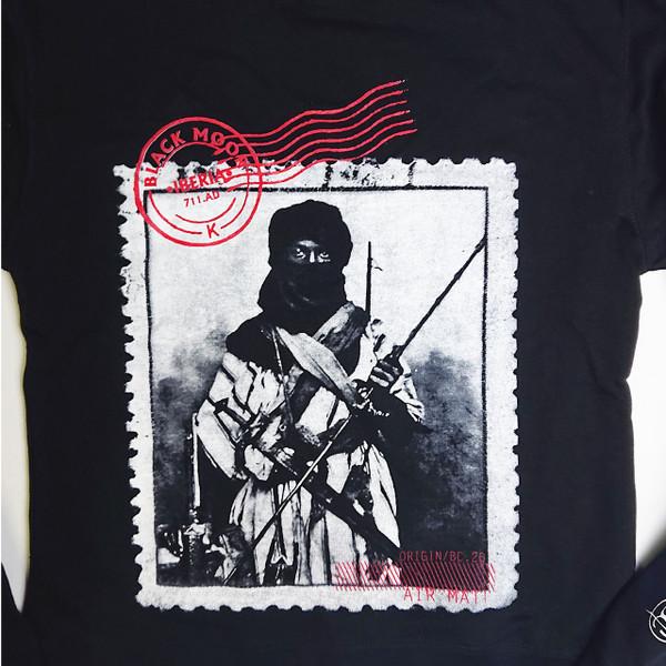 Iberian Black Moor | Black Sweatshirt
