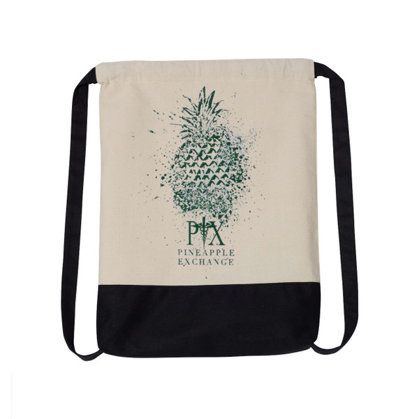 Pineapple Exchange | Canvas Backpack