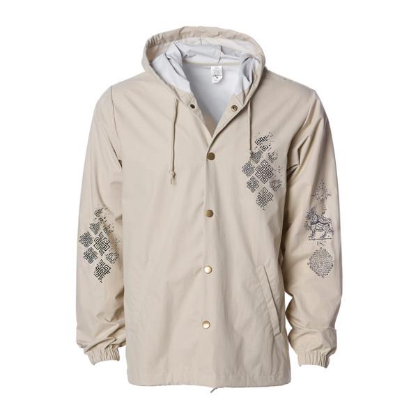 3HY   Khaki Jacket