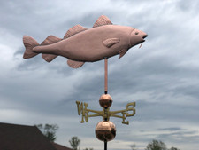 Large Cod Weathervane