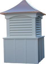 A-Model Cupolas