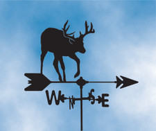Ruttin Deer Weathervane