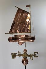 Catboat Weathervane