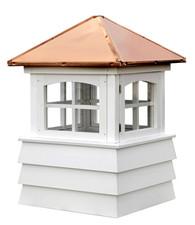 Windowed Wells Cupola