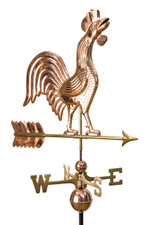 Crowing Rooster Weathervane 2