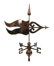 Chester Banner Weathervane