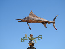 Marlin Weathervane 1