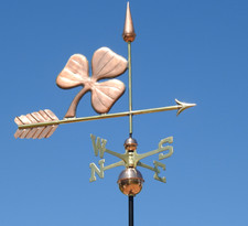 Shamrock Weathervane