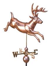 Leaping Deer Weathervane 1