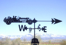 Antique Car Weathervane 1