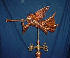 Full Bodied Angel Weathervane