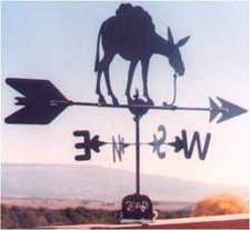 Pack Mule Weathervane