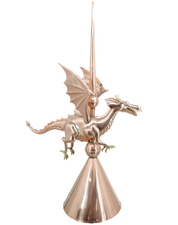 Dragon Finial Spire on Cap