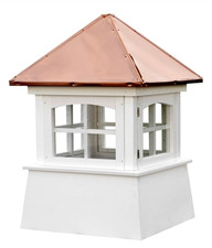 Windowed Ogunquit Cupolas