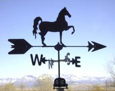 Prancing Horse Weathervane