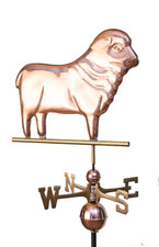 Sheep Weathervane 1