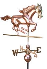 Mustang Horse Weathervane