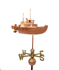 Tugboat Weathervane