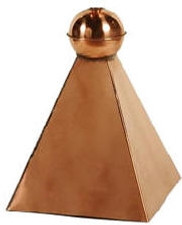 Weathervane Mount Cover - Square